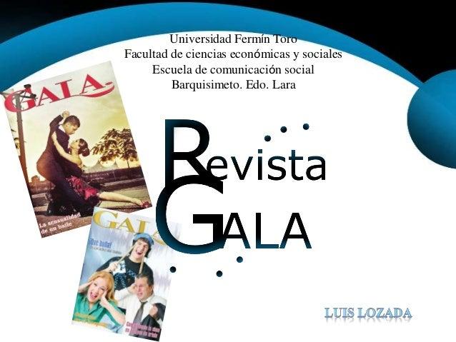 Universidad Fermín ToroFacultad de ciencias económicas y socialesEscuela de comunicación socialBarquisimeto. Edo. Lara