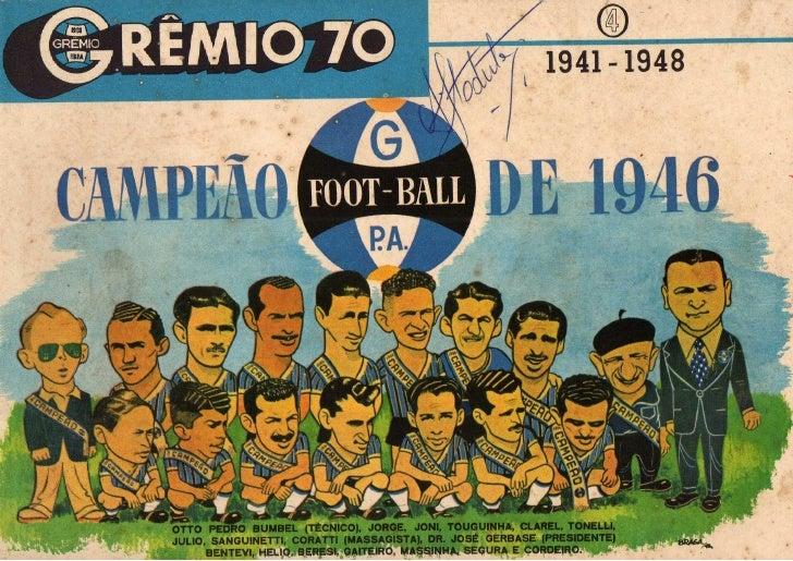 Revista Grêmio 70 - 1941.1948