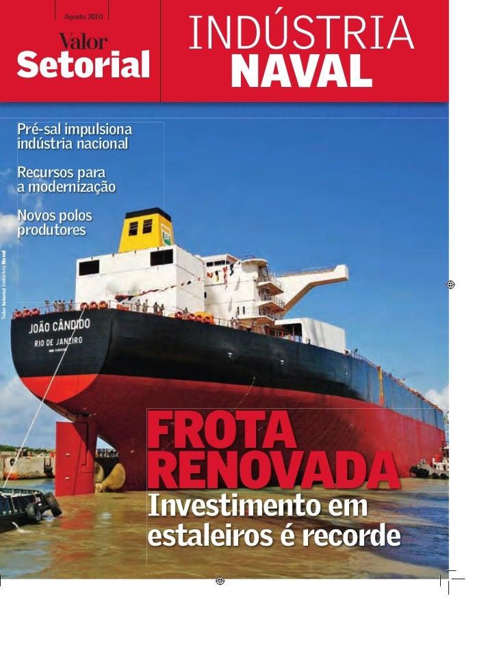 Revista indústria naval