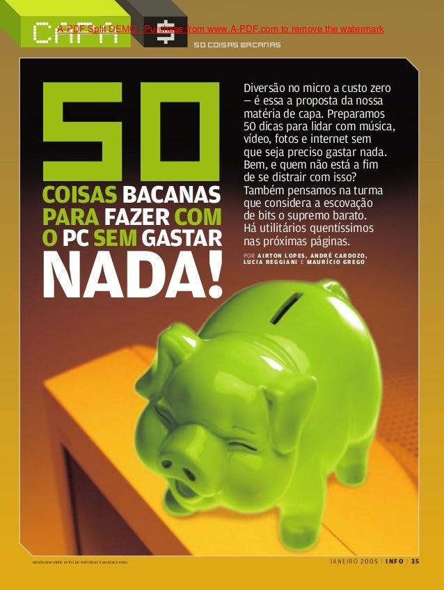 CAPA                                               $                                          A-PDF Split DEMO : Purchase ...