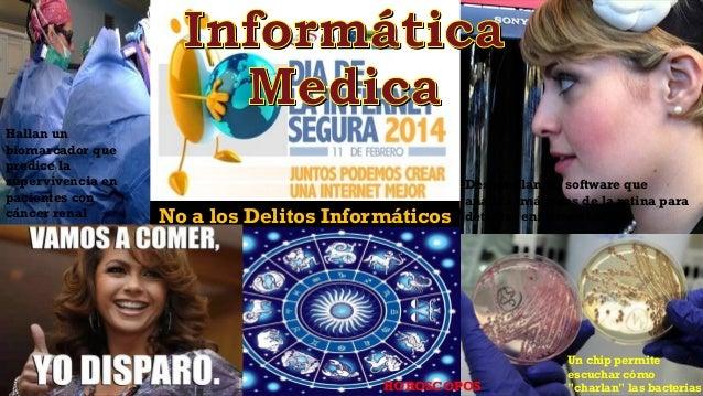 Revista informatica medica
