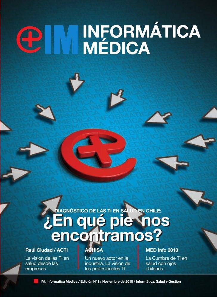 Revista informatica medica nº1