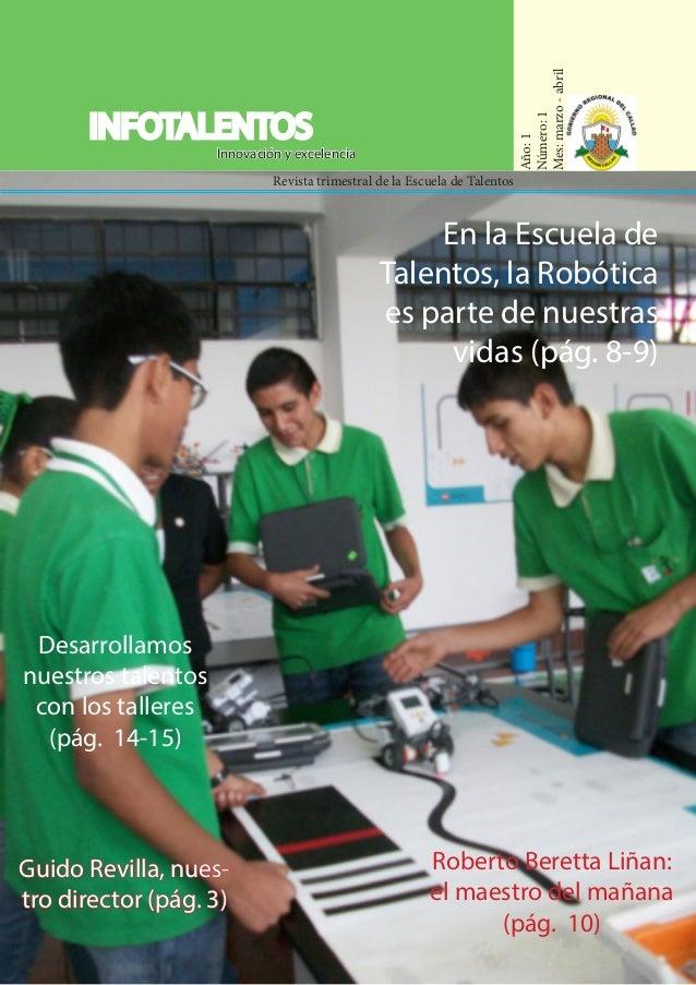 Revista Infotalentos