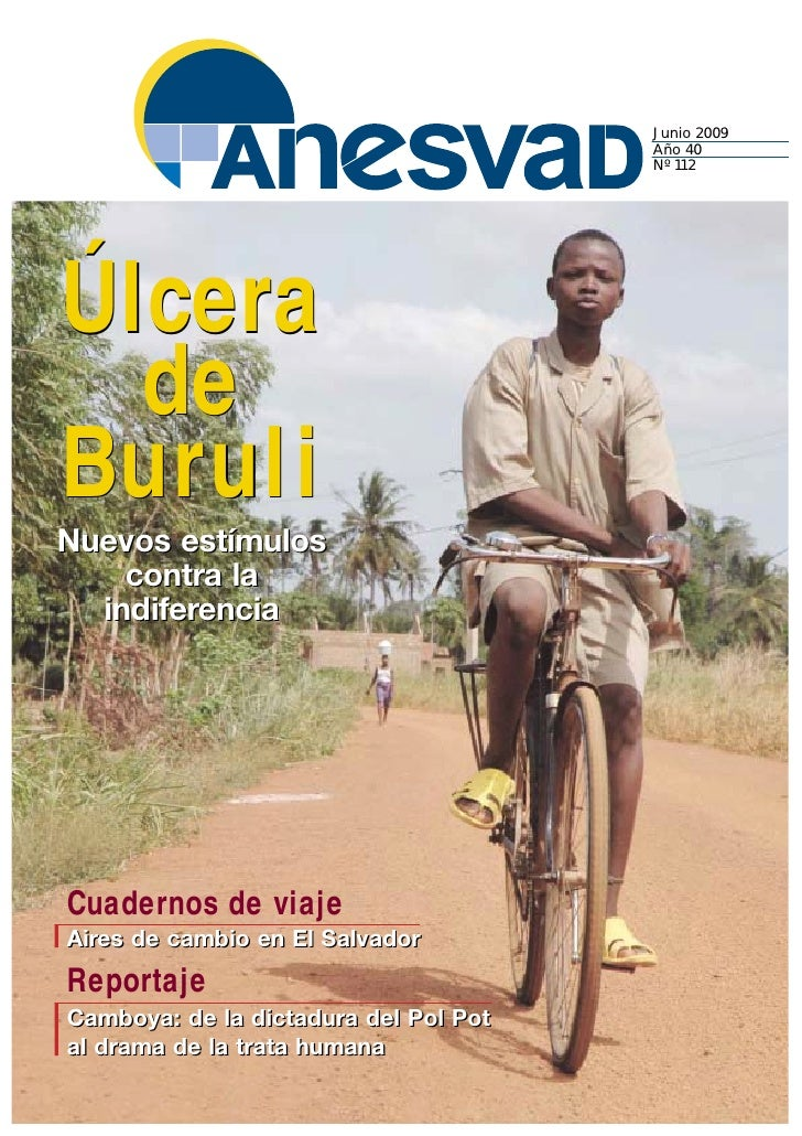 Anesvad: Revista junio 2009