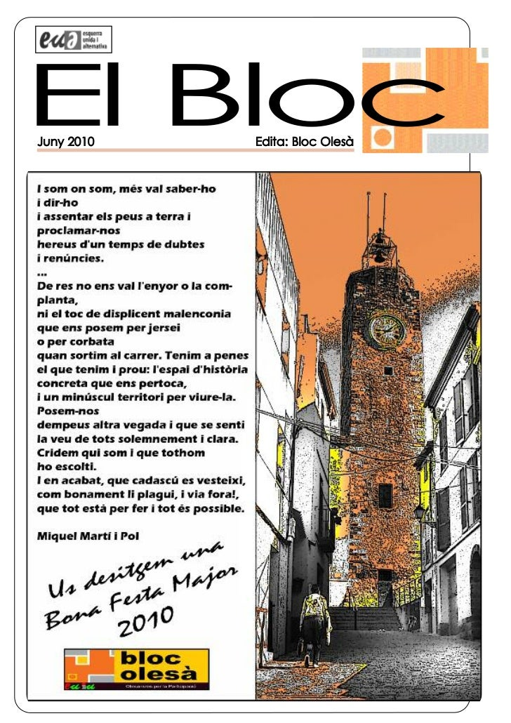 Revista Juny 2010
