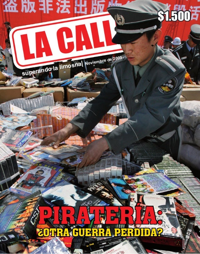 Revista la calle 11 noviembre de 2009 resolucion 100 pdi