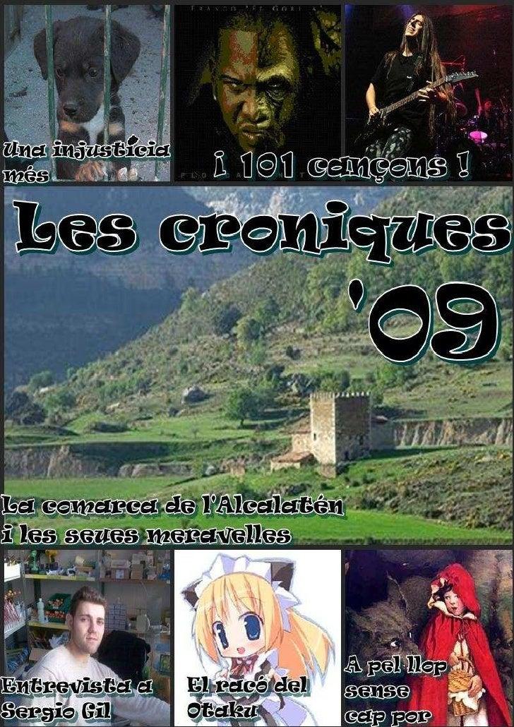 Revista Les CròNiques 09