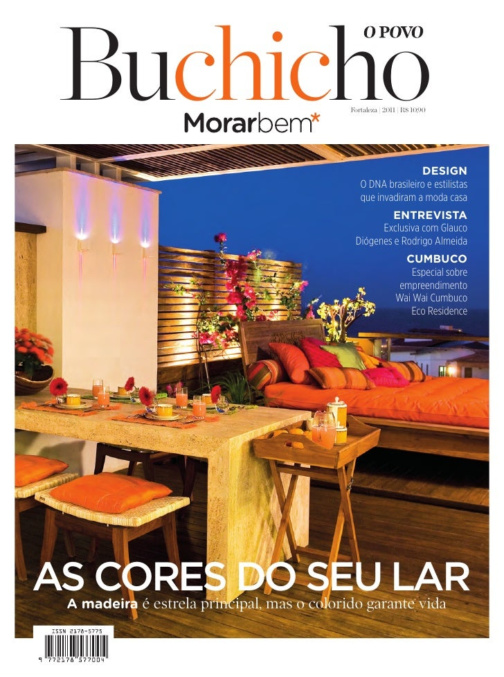 Buchicho                                   Fortaleza | 2011 | R$ 10,90                                                    ...