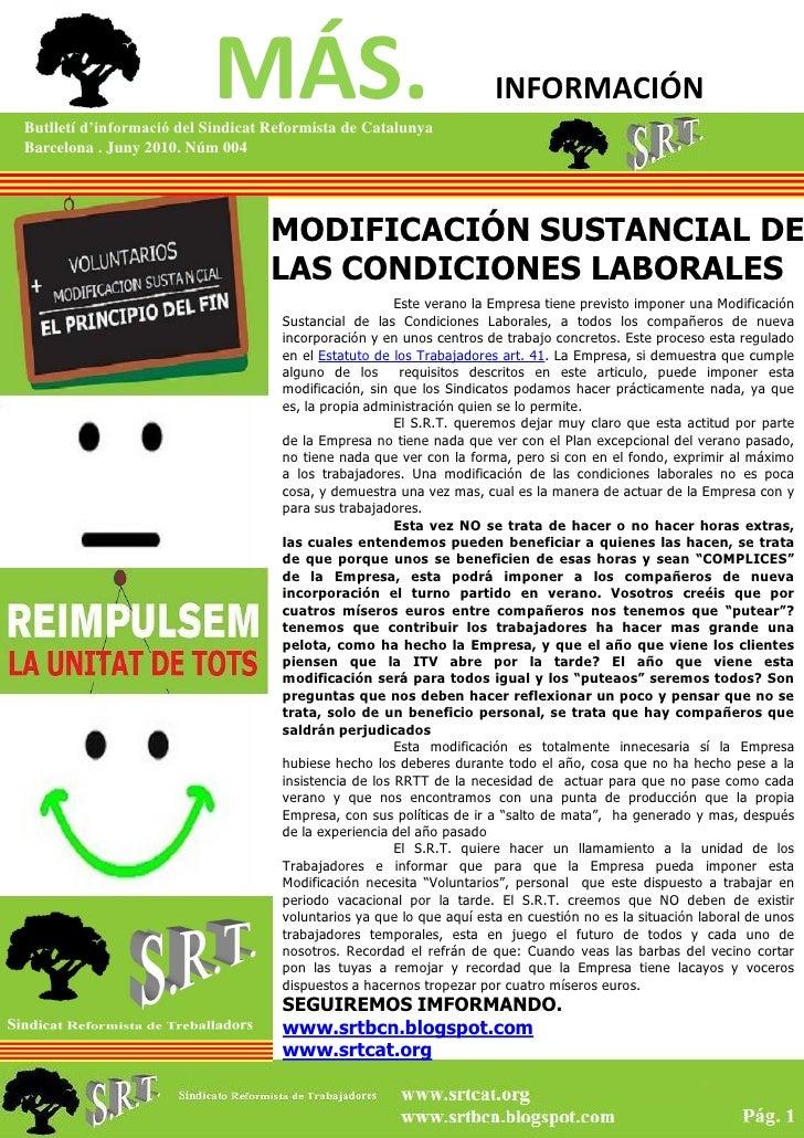 MAS Informacion nº4