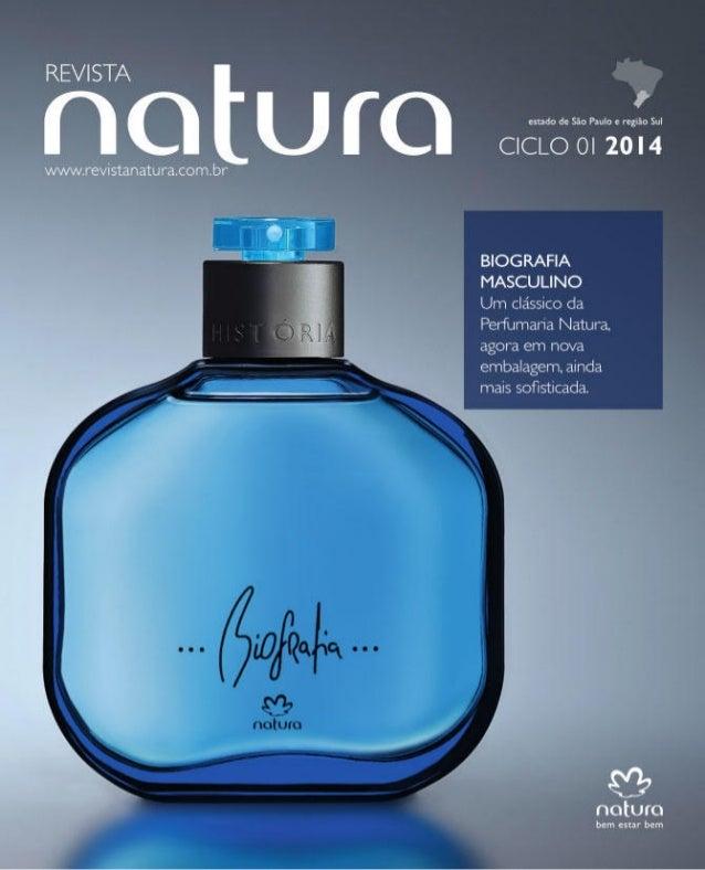Revista natura ciclo 01 - janeiro 2014