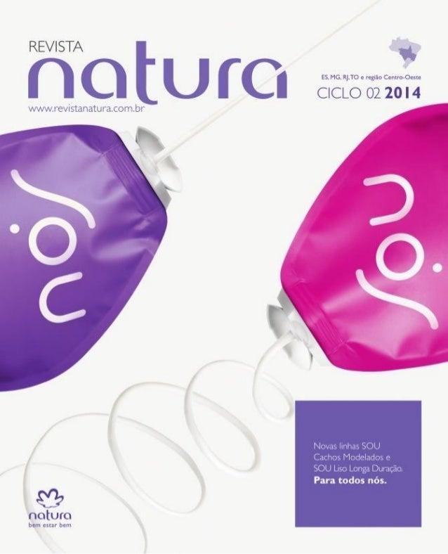 Revista Natura Ciclo 02 - 22 janeiro 2014