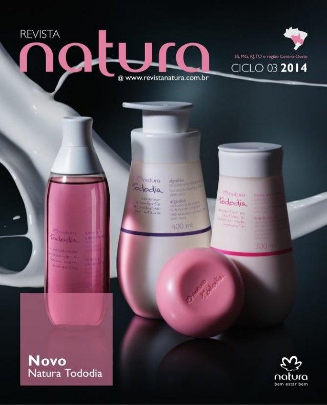 Revista Natura Ciclo 03 - fevereiro 2014
