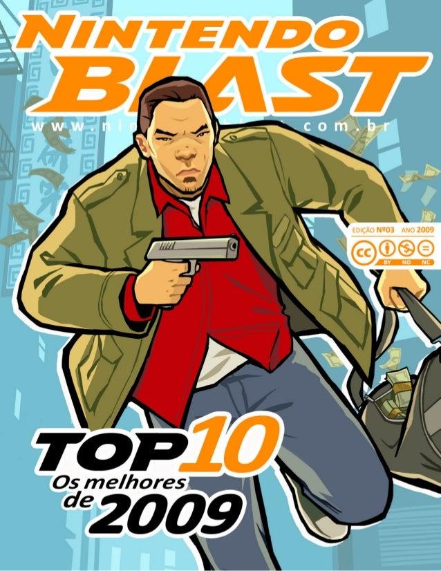 Revista nintendoblast n3