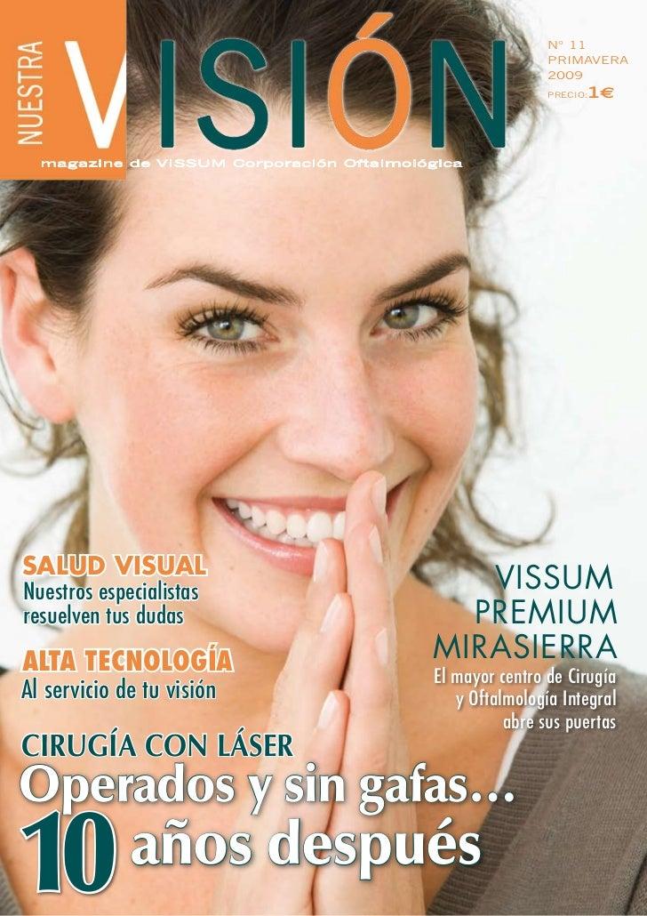 Vissum Revista Nuestra Visión nº11