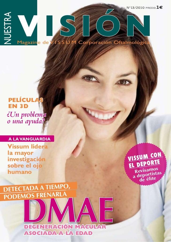 Vissum Revista Nuestra Visión nº13