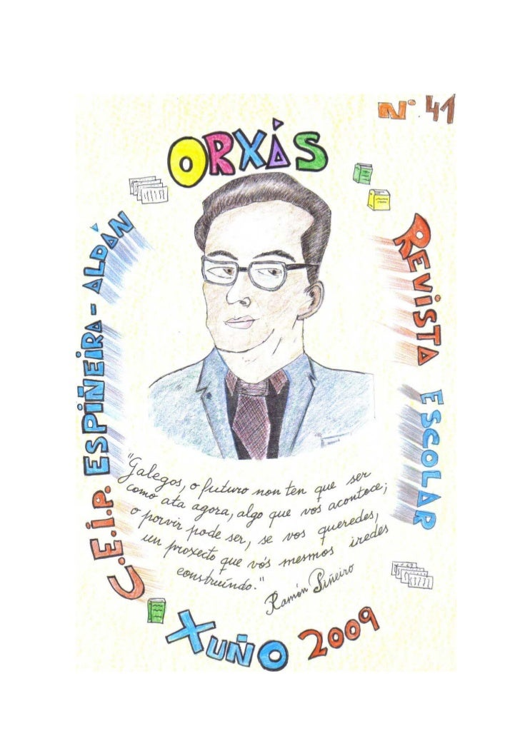 Revista ORXÁS CEIP ESPIÑEIRA-ALDÁN Nº. 41