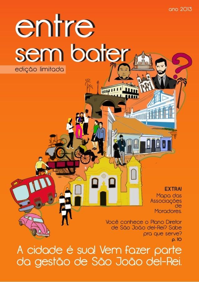 Revista Entre Sem Bater