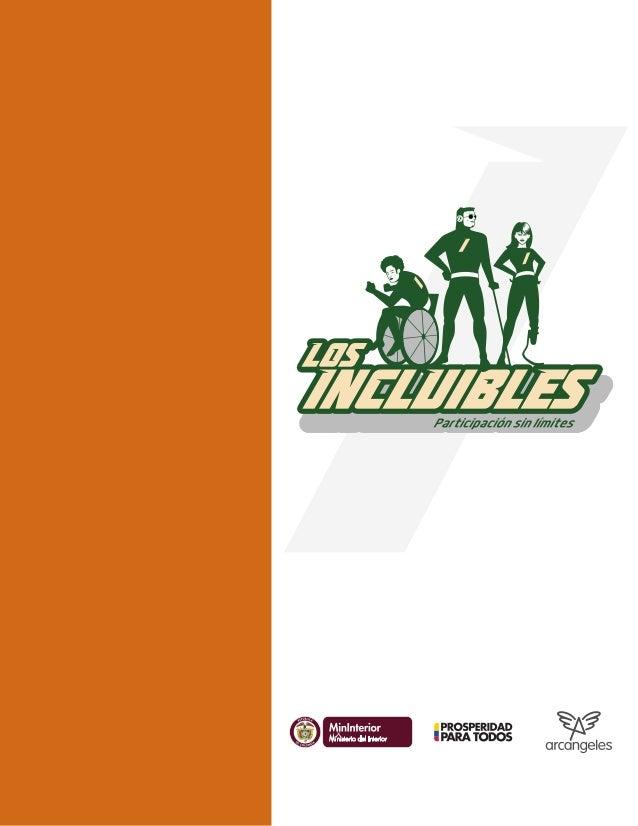 Los Incluibles - Participación sin Limites