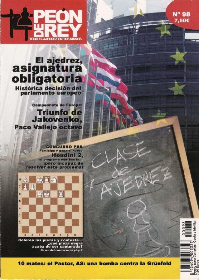 Revista Peon de Rey 098