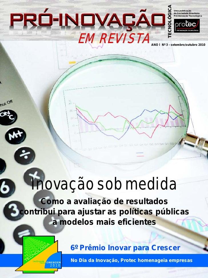 Revista pró inovação - edição 03