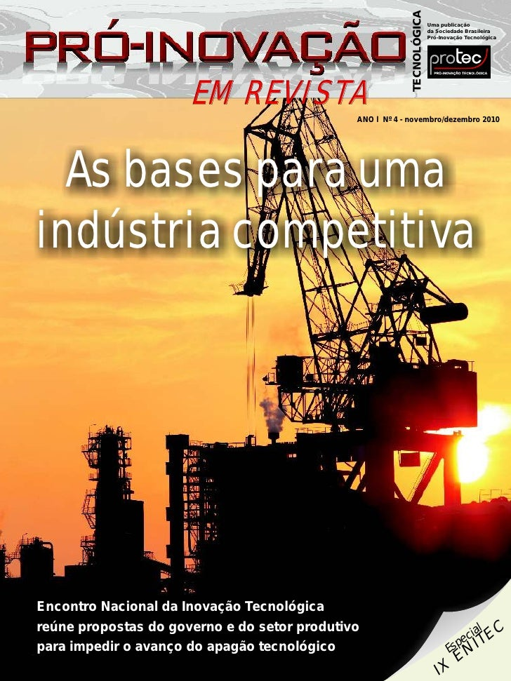 Revista Pró Inovação - Edição 04