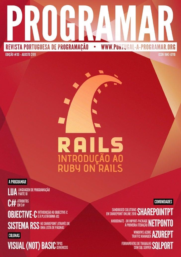 Revista programar 30