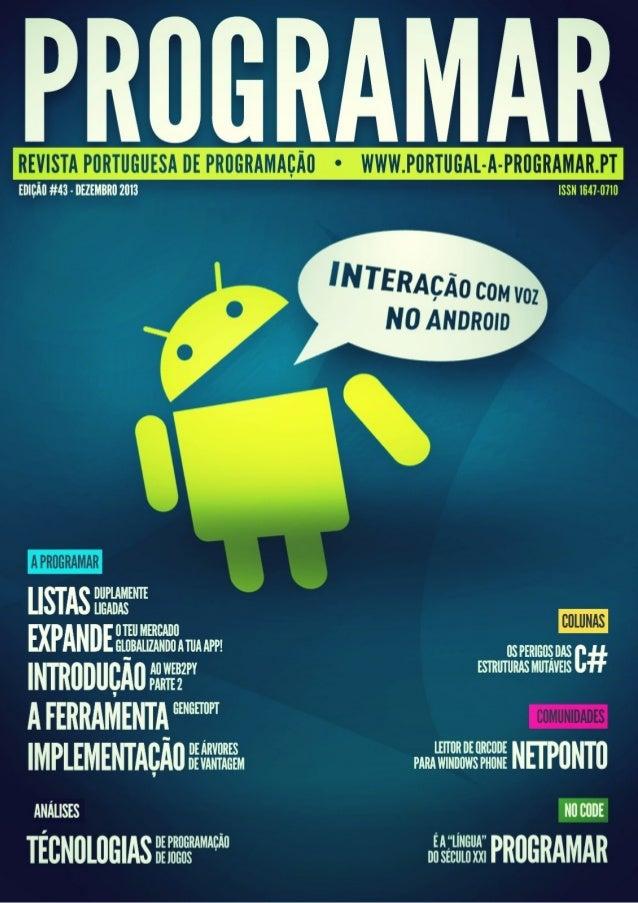 Revista Programar 43