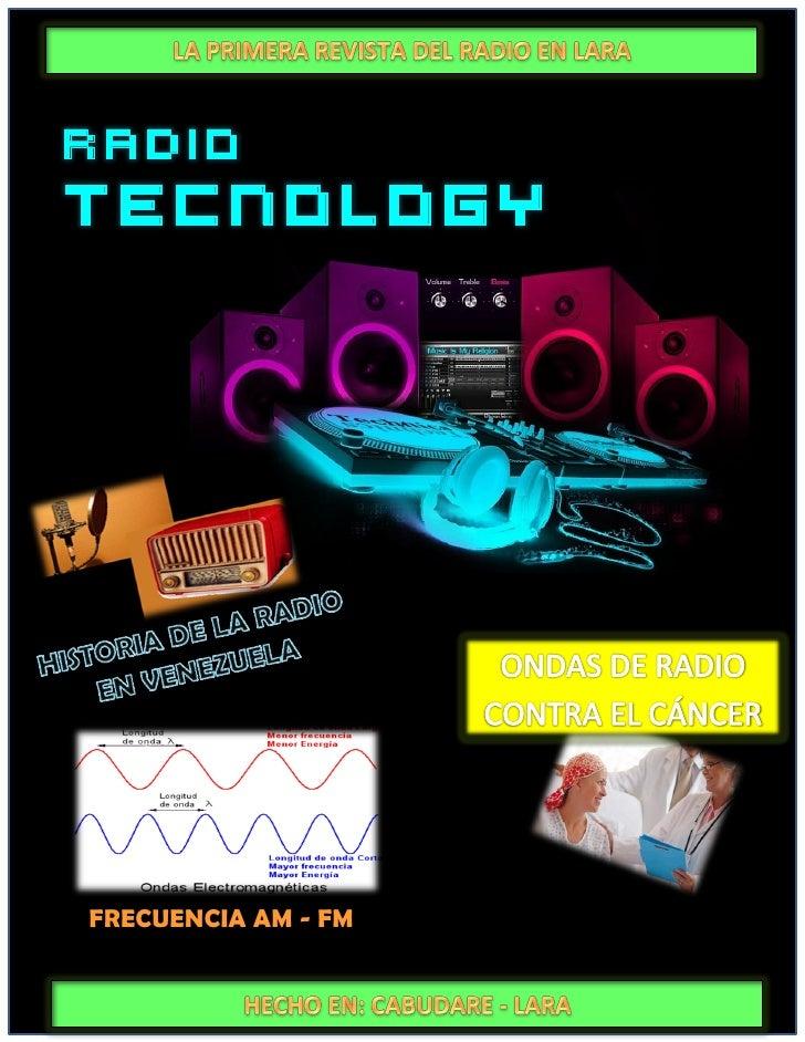 RADIOTECNOLOGYFRECUENCIA AM - FM