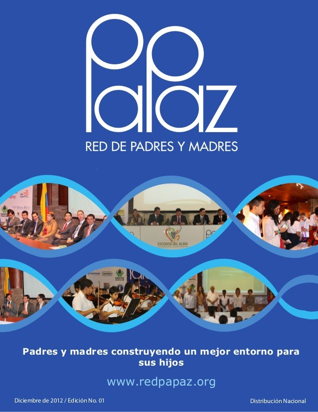 Revista Red PaPaz 2012