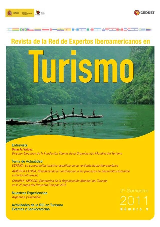 Revista REI turismo_no9