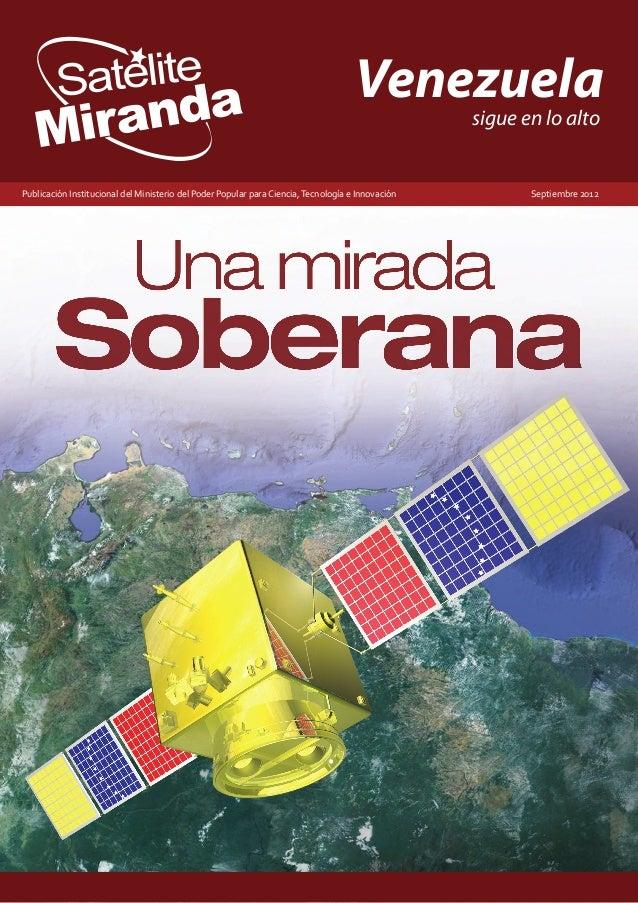 Satelite Miranda
