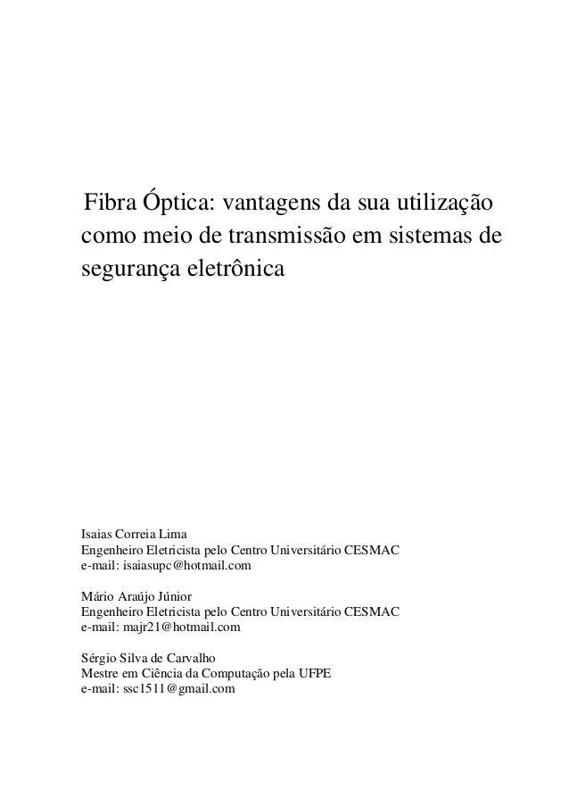 Revistasemanaacademicafibraoptica