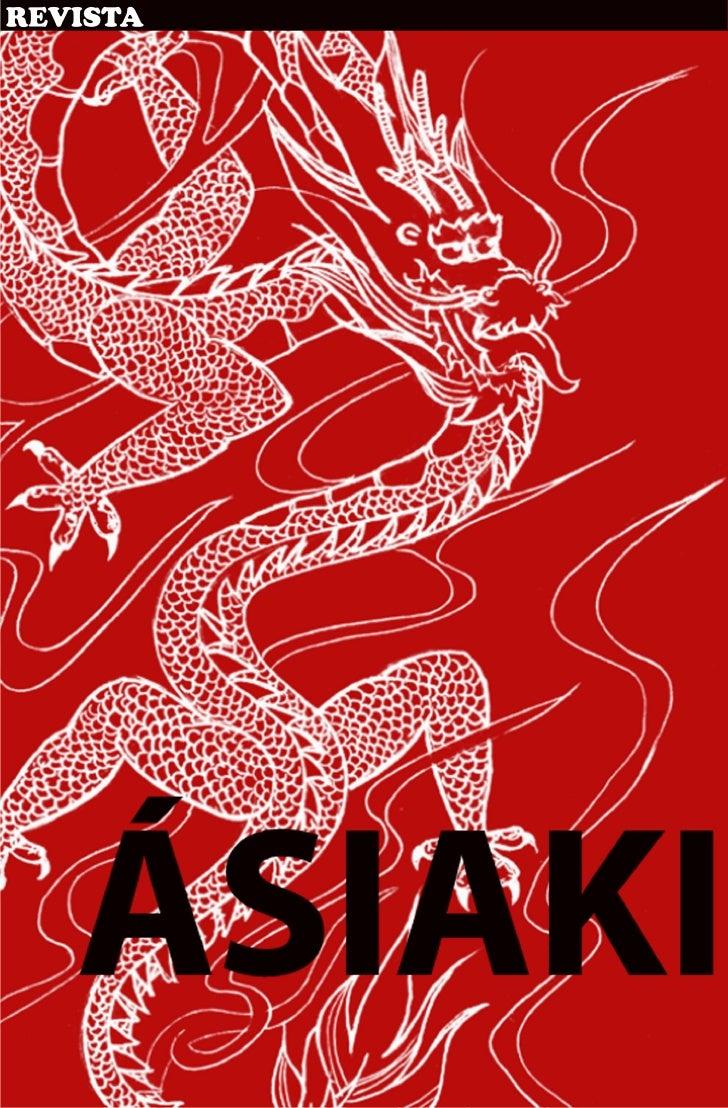 Revista Ásiaki