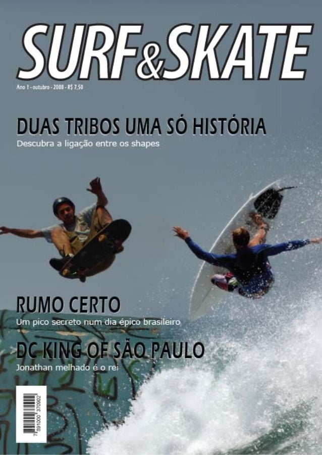 Revista Surf&Skate