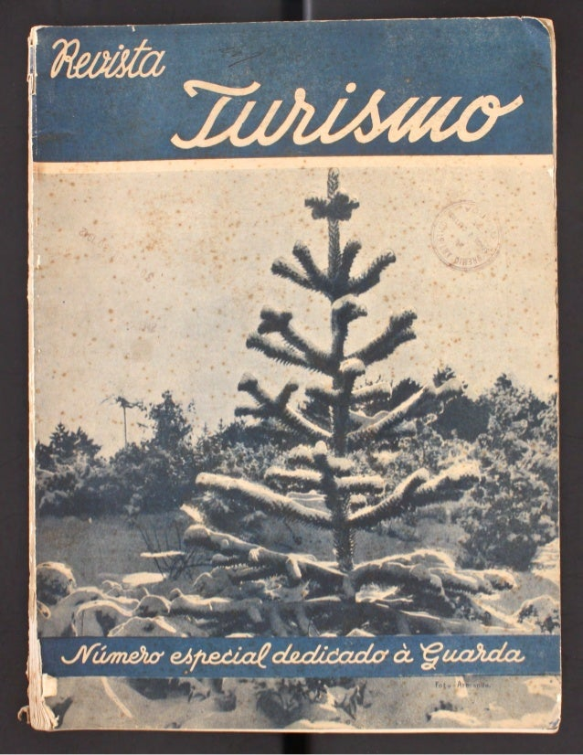 Revista turismo 1941