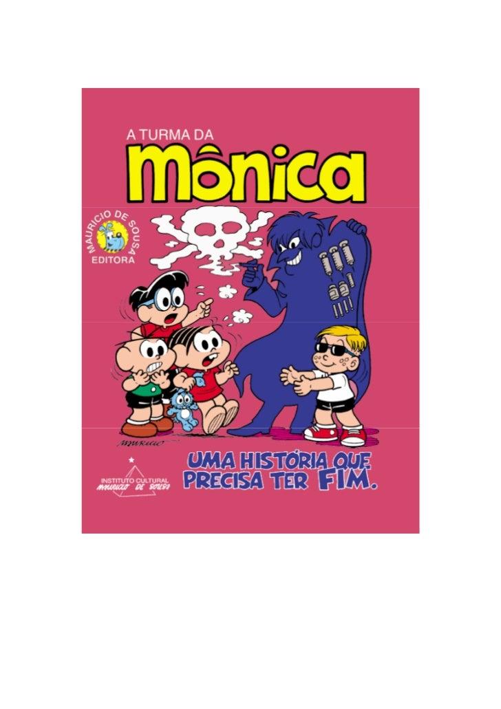 Revista turma da mônica