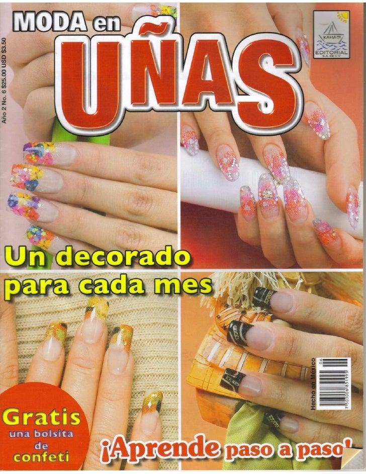 Revista uñas   un decorado para cada mes