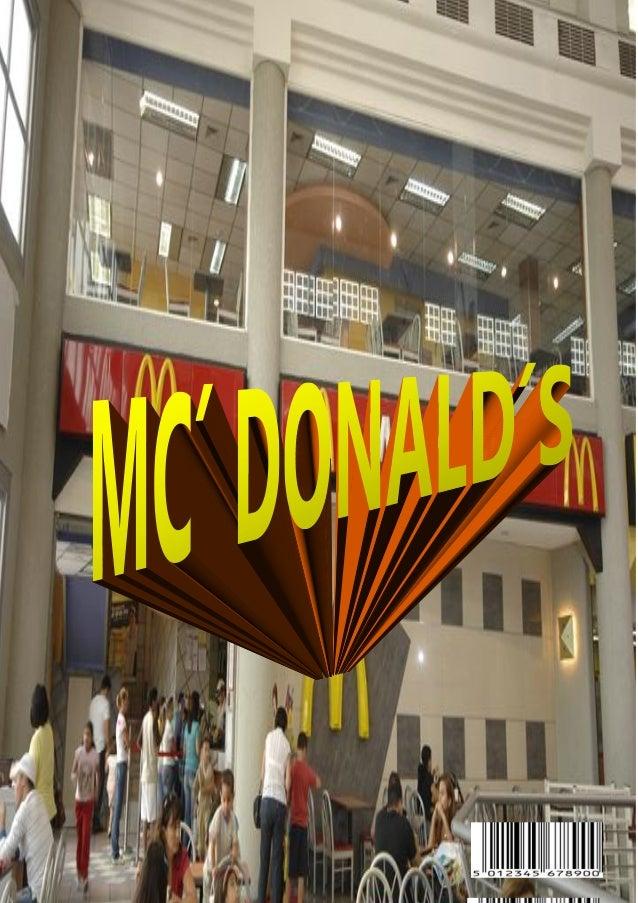 revista mc' donald's