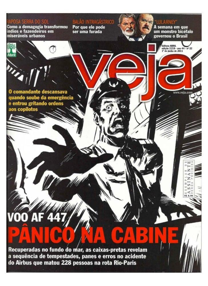 Revista Veja - 01/06/2011