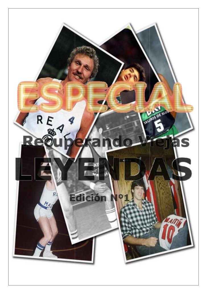 "Revista ""Recuperando Viejas Leyendas"""