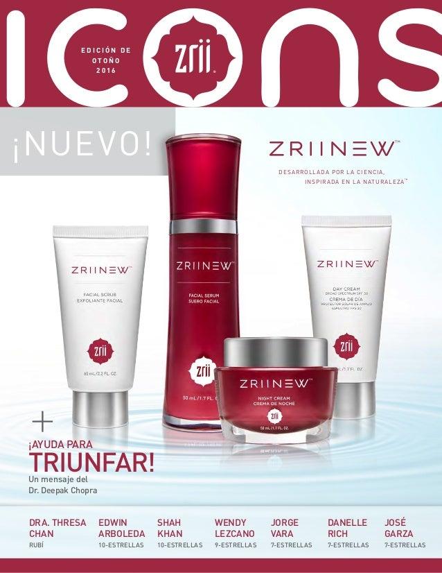 Revista Zrii Icons Verano 2014. SAEZ