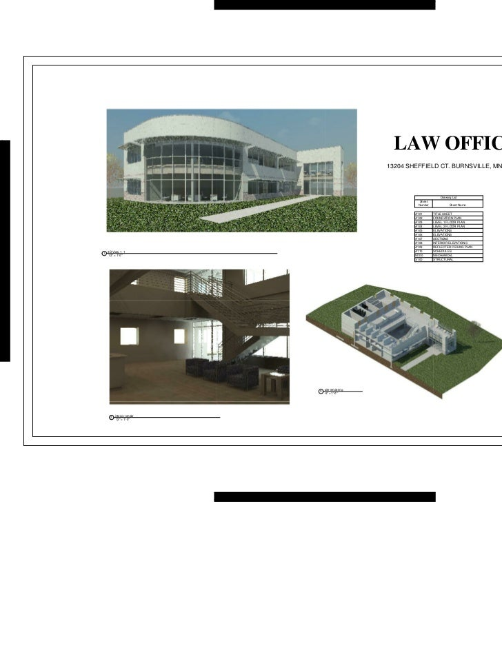 Revit - Law Office
