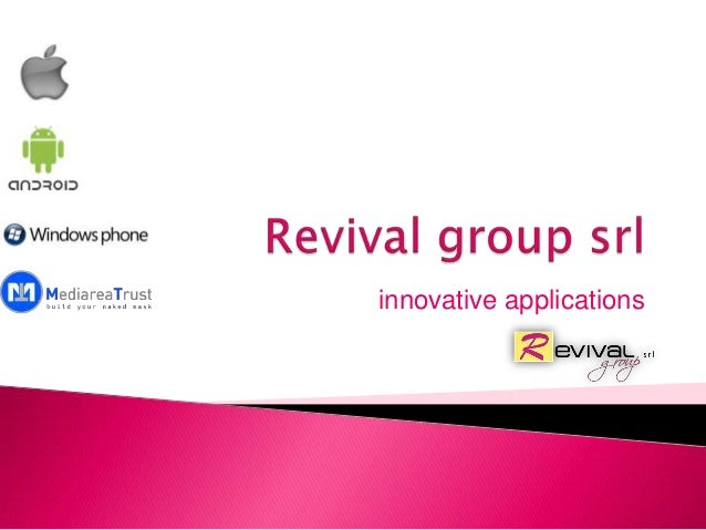 Revival group srl presentazione 2