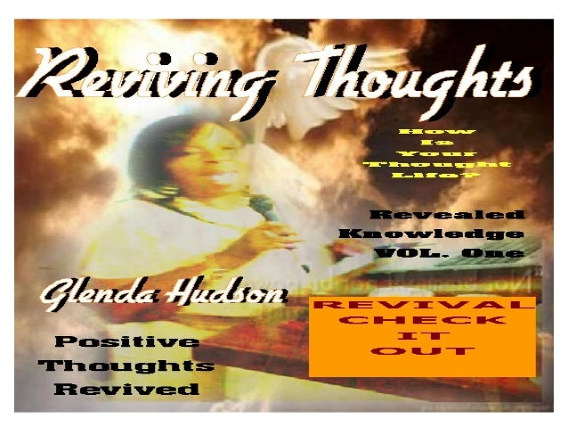 Reviving Thoughts