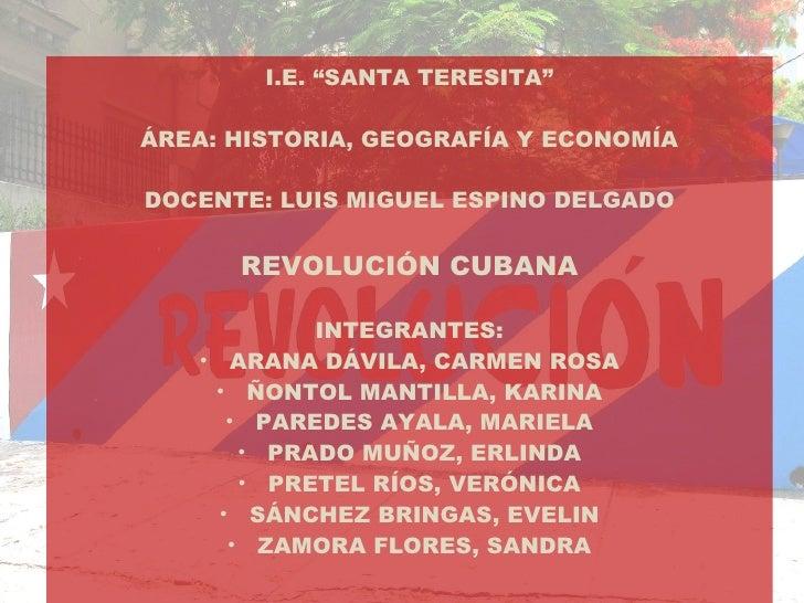 RevolucióN Cuban Aa