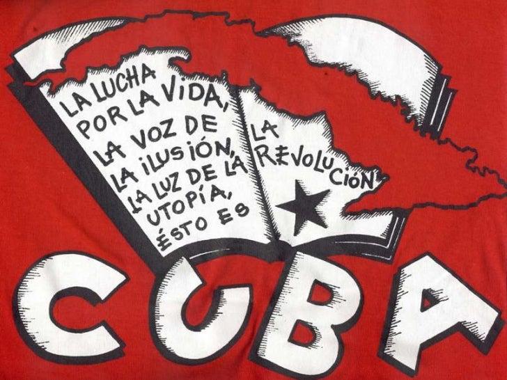 CAUSASEl régimen autoritario y dictatorial de Batista. - La conflictividad socioeconómica. - La dependencia económica del...