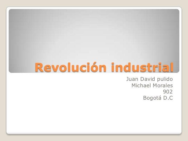 Revolucion industrial 1