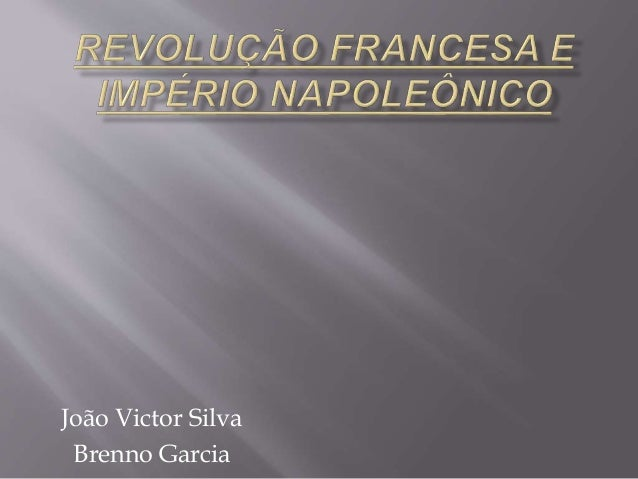 João Victor Silva Brenno Garcia