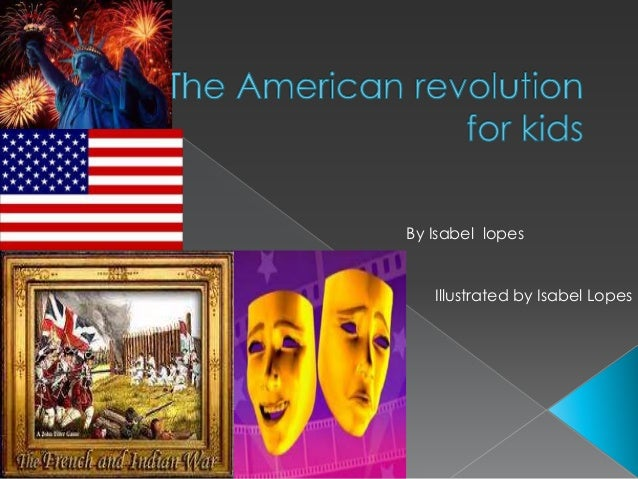 Revolution storybook