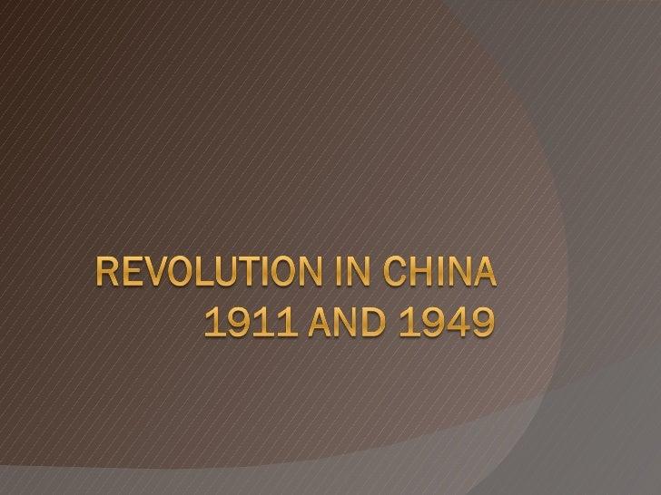 Revolution1911.1949